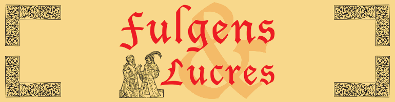 Fulgens and Lucres